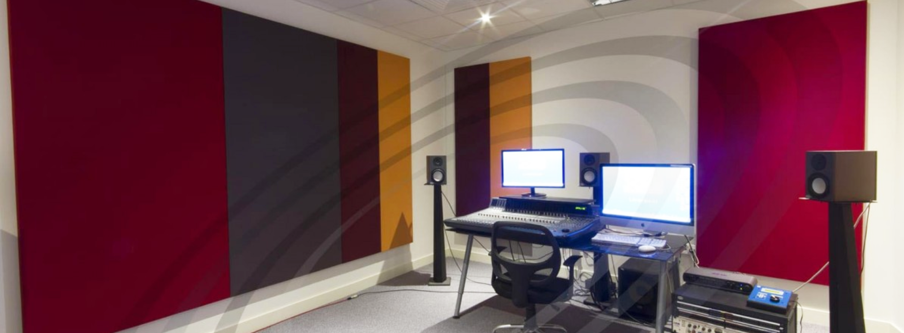Acoustic studio
